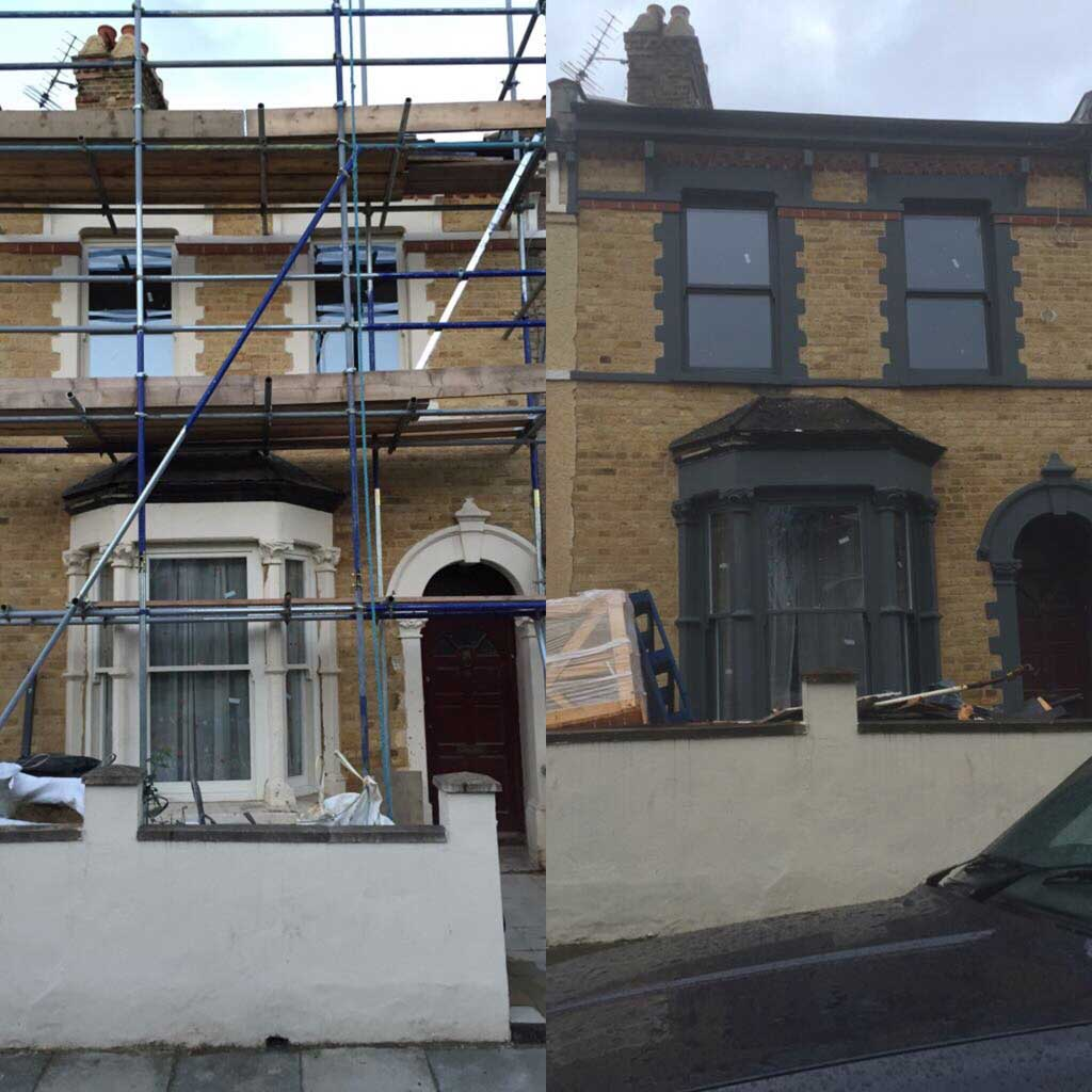 Victorian | decorating | restoration | masonry
